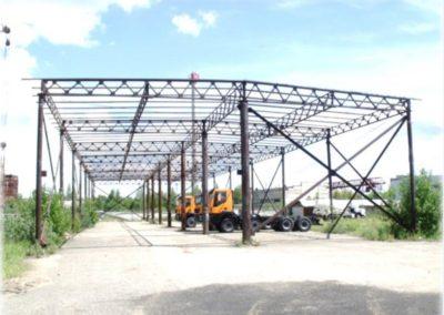 Реконструкция производственного здания